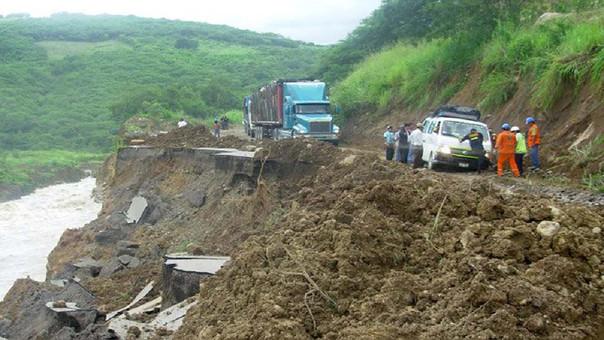 Entre las vías hacia Ciudad de Dios y Bambamarca se reportaron al menos 12 accidentes mortales
