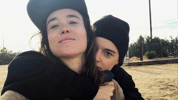 Ellen Page se casó