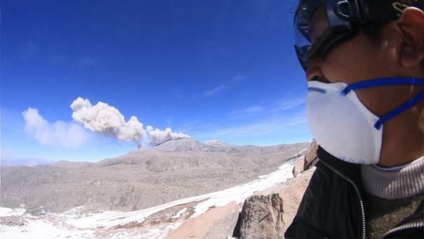 Volcan Sabancaya