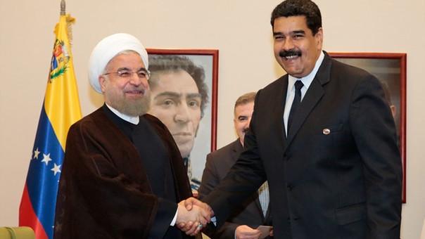 Venezuela arremete contra EEUU e Israel por injerencia en Irán