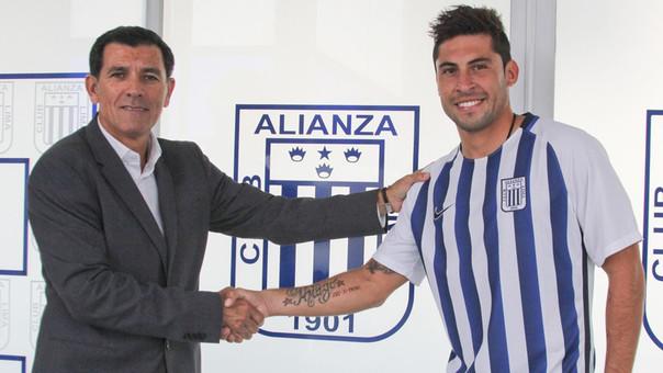Alianza Lima anunció a Janio Posito y Mario Velarde como sus refuerzos