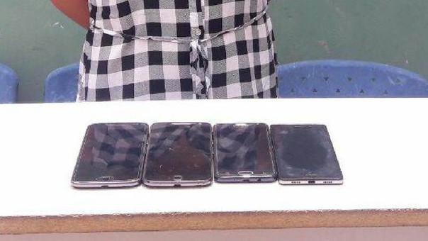 equipos celulares