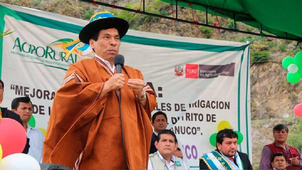 Hernández es el cuarto ministro que se suma a la lista de dimisiones en el Gobierno del presidente de la República.