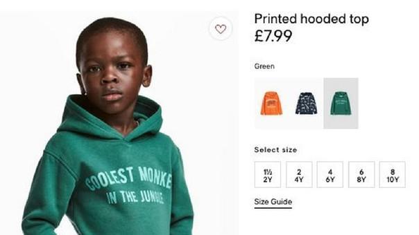 H&M es acusada de racismo por esta publicidad