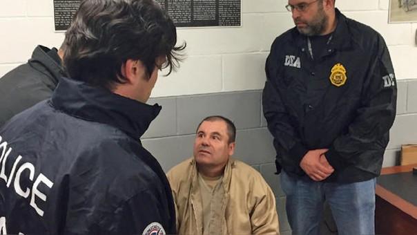 'El Chapo' se está volviendo loco en Estados Unidos, afirma su abogado