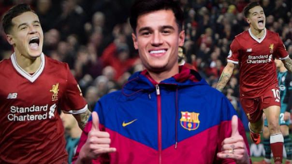 Philippe coutinho ha jugado en Europa por el inter de Milán, Espanyol, Liverpool y Barcelona.
