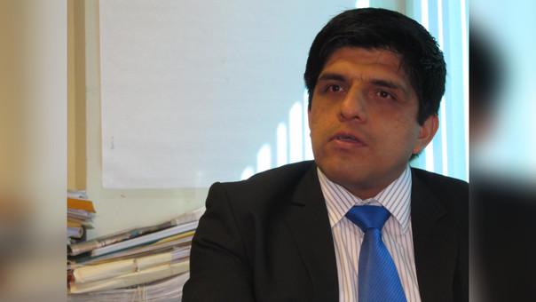 fiscal Juan Carrasco