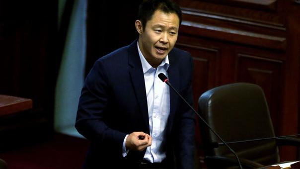 Kenji Fujimori mostró interés en la investigación en el caso Sodalicio.