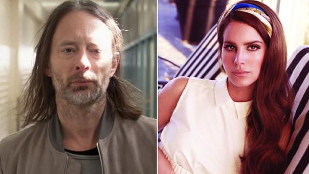 Radiohead no demandó a Lana del Rey por supuesto plagio