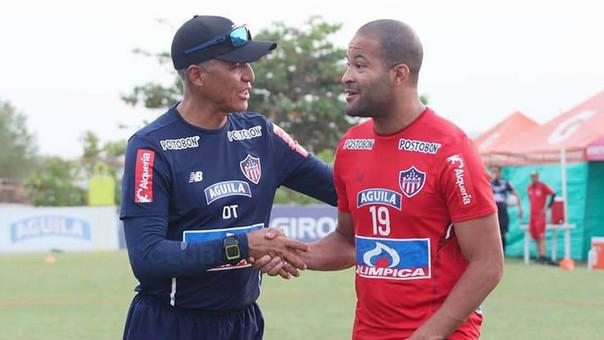 Alberto Rodríguez firmó por Junior de Barranquilla