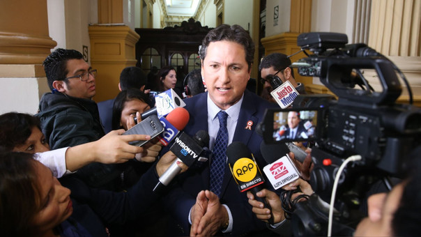 Bienvenido Ramírez y Maritza García fueron retirados de Comisión Permanente
