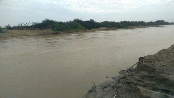 Caudal del río la Leche