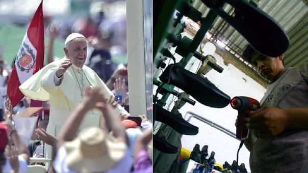 El Gobierno sólo ha declarado este viernes y sábado días no laborables en Puerto Maldonado y Trujillo, pero si conversas con tu jefe podrías asistir a las actividades programadas por la visita del Papa Francisco.