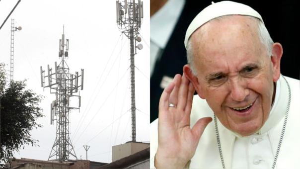 Operadoras invocaron a fieles a hacer uso responsable de las redes móviles.