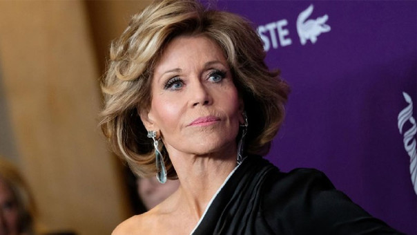Jane Fonda sufrió cáncer de labio