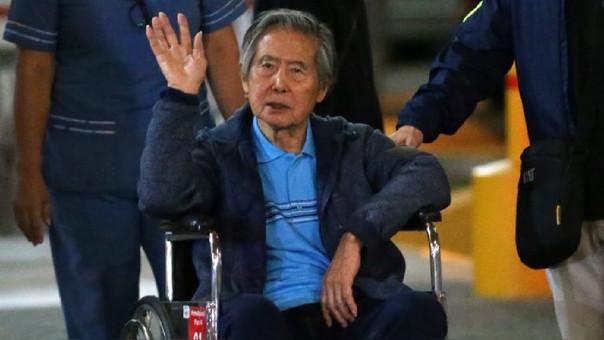 CIDH solicitó al Gobierno el expediente del indulto a Fujimori