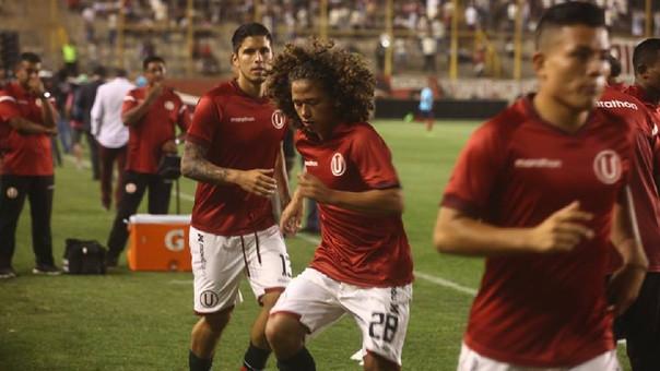 Paulo De La Cruz tiene 18 años y es uno de los jóvenes con mayor talento en el equipo de Pedro Troglio.