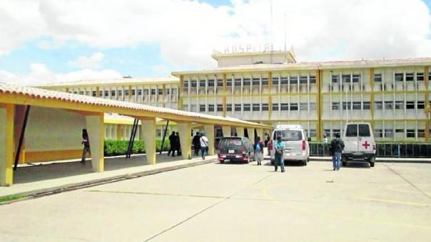 Hospital Óscar Medrano.