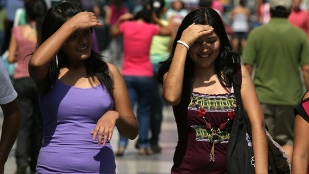 Los últimos tres años (2015, 2016 y 2017) fueron los más calurosos de los que se tiene registros.