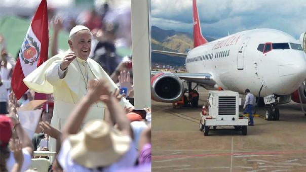 Despegar.com: Se duplicó demanda de vuelos a ciudades que visitará el Papa Francisco en Perú.