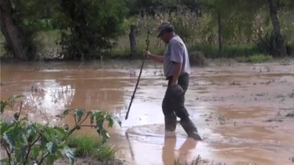 DESA recomendó evacuar a la población afectada como medida de prevención