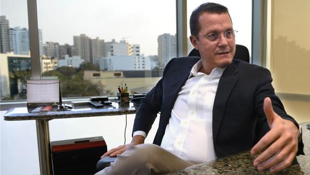 Jorge Barata trabajó durante más de 20 años en el Perú. Entre 2011 y 2016 fue el director ejecutivo de la constructora en el país.
