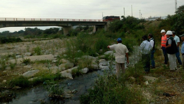Sector Marripón del río Motupe