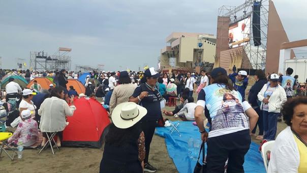 Papa Francisco expresa solidaridad con habitantes de Trujillo, Perú