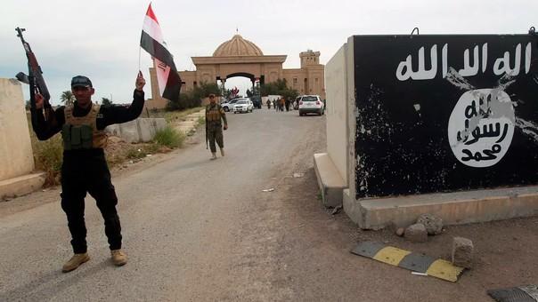 Irak sentencia a muerte a mujer alemana por unirse a Daesh