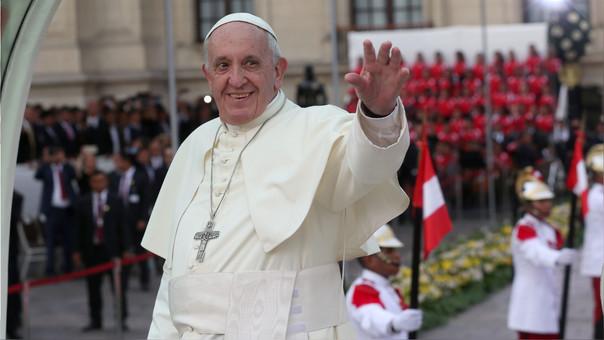 Grados: Visita del papa Francisco al Perú generó ingresos por US$ 80 millones.