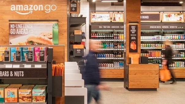 Los clientes utilizan una aplicación móvil como llave de acceso y se les cobrará directamente a su cuenta bancaria cuando salgan de la tienda.
