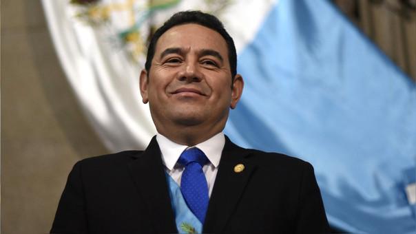 GUATEMALA-CORRUPTION-MORALES