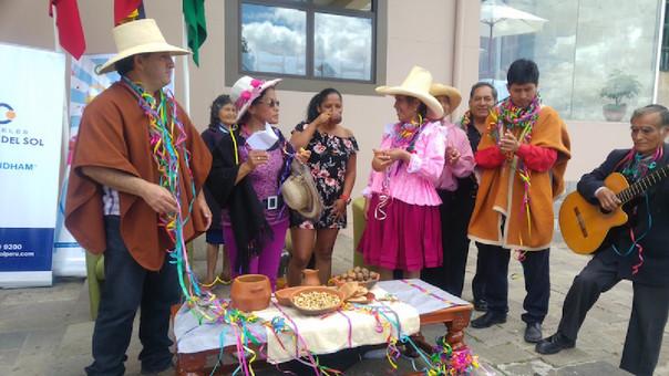 Juntas vecinales promueven el carnaval