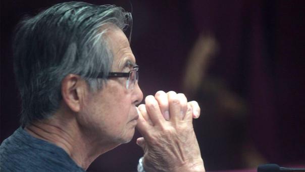 Si Fujimori va a juicio por el caso Pativilca, podría recibir una nueva condena de 25 años de prisión.