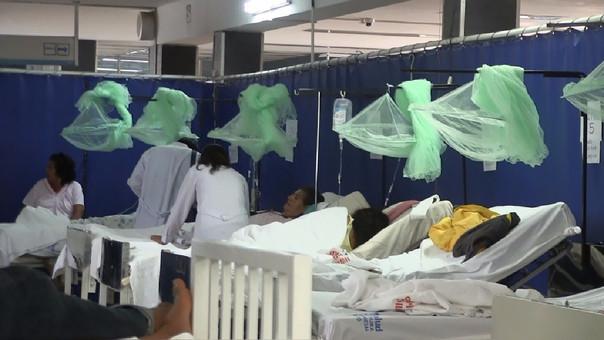 Otro caso de dengue