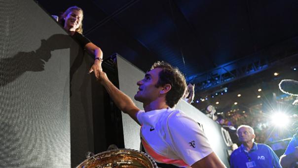 Federer y Vavrinec se casaron en 2009.