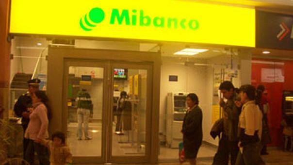 Ladrones roban S/ 40 mil de agencia de MiBanco
