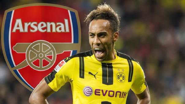 Pierre-Emerick Aubameyang registra 61 goles en los últimos 70 partidos que ha disputado con Borussia Dortmund. Un delantero de clase mundial.
