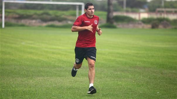 Universitario | Aldo Corzo fue operado y estará de baja dos semanas