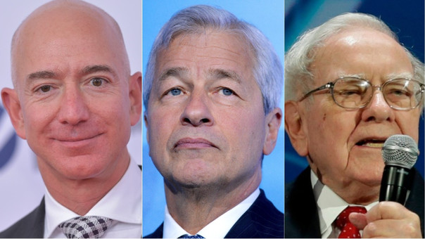 Amazon, Berkshire y JP Morgan apuestan por la salud
