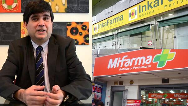 Alfredo Bullard: Si las farmacias suben precios de medicamentos, el consumidor buscará otras.