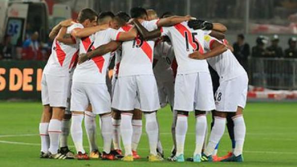 Confirmados los partidos amistosos previo al mundial de Rusia — Selección peruana