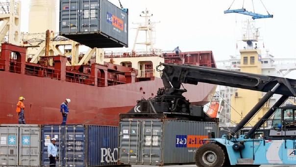La importaciones peruanas desde China revelan crecimiento de 7.5% en el 2017.