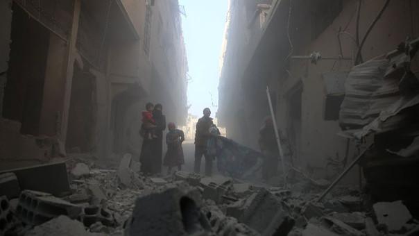 Derriban terroristas avión de combate ruso en Idlib, Siria