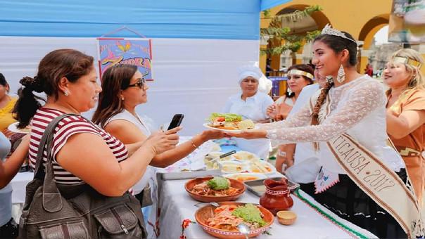 Ferreñafe se lució en la ciudad de Lima