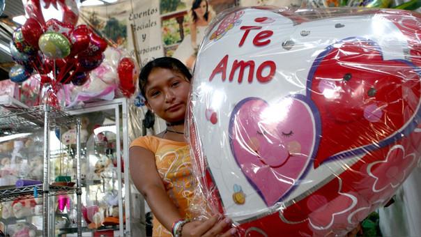 Esperan que ventas crezcan un 10% en el día del amor y la amistad.