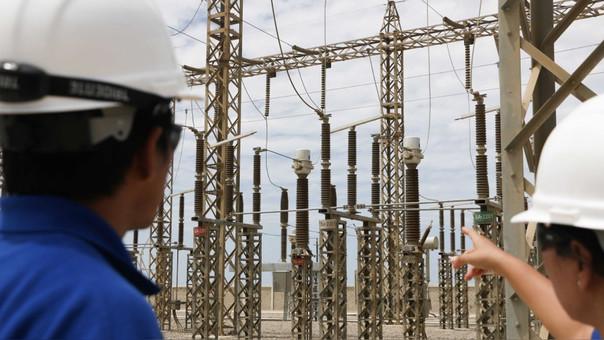 La mayor producción eléctrica fue generada con recurso hídrico.