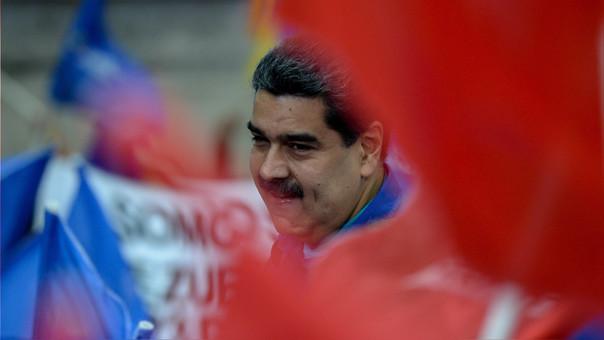 VENEZUELA-POLITICS-ELECTION-MADURO