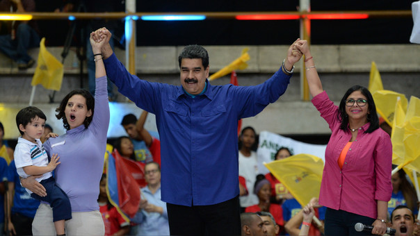 Nicolás Maduro elecciones