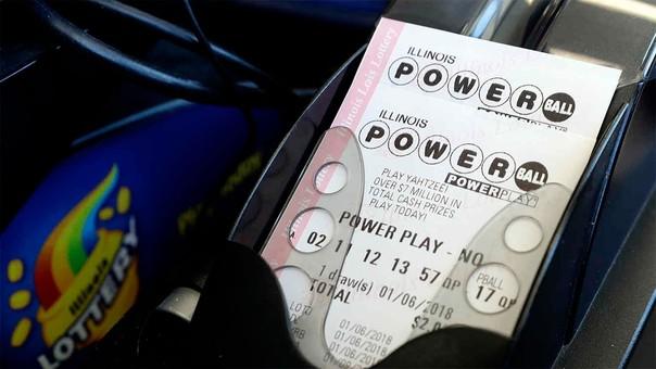 Mujer ganó en la lotería Powerball.